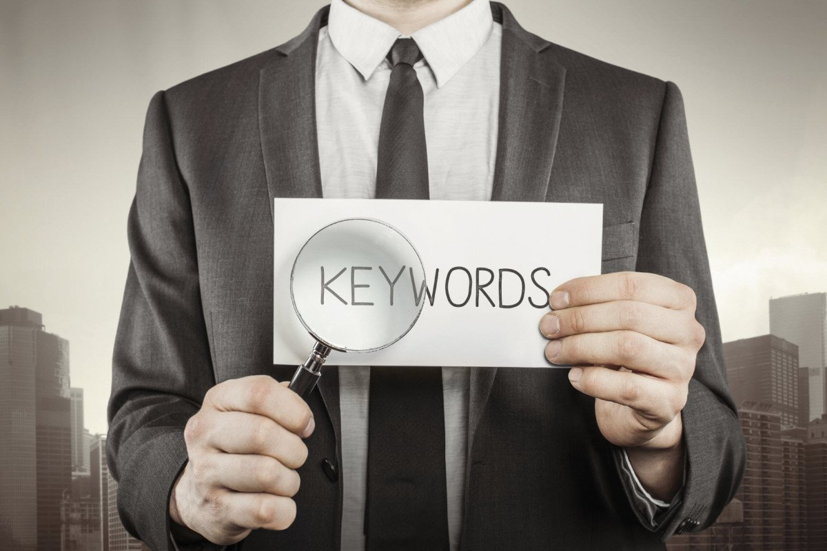 ad groups as Keyword Research