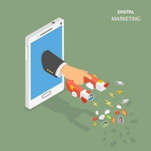 Digital Marketing Target Marketing