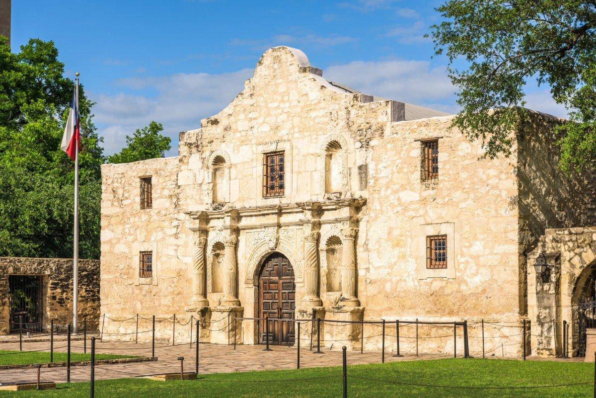 Texas SEO at the Alamo