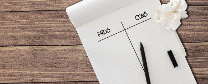 Con of Content Marketing