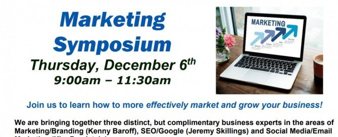 NJ Marketing Symposium