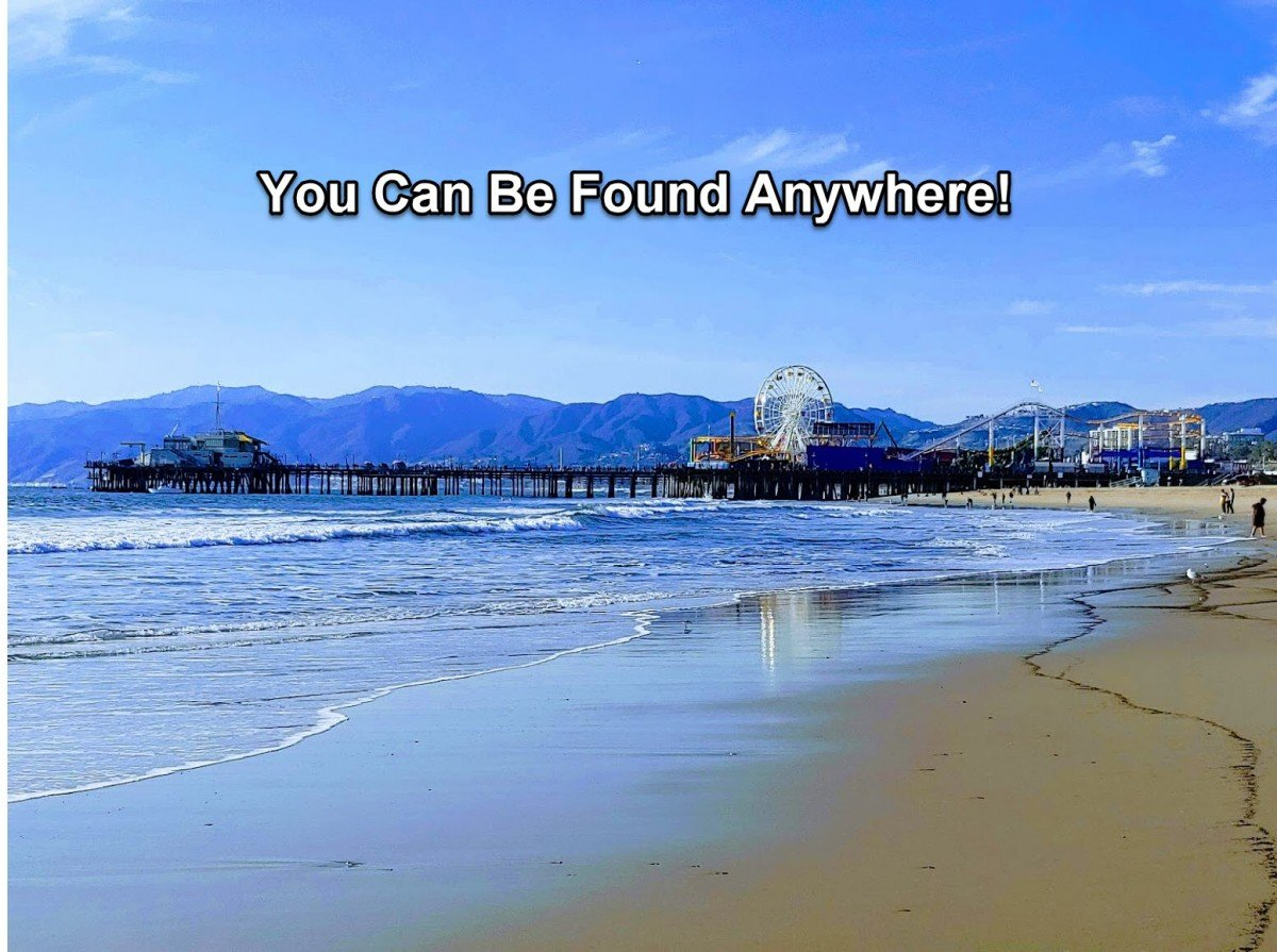 Santa Monica Pier YCBF Anywhere SEO