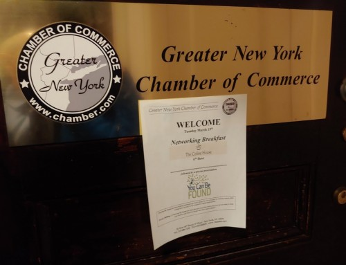 Greater New York Chamber of Commerce SEO Presentation