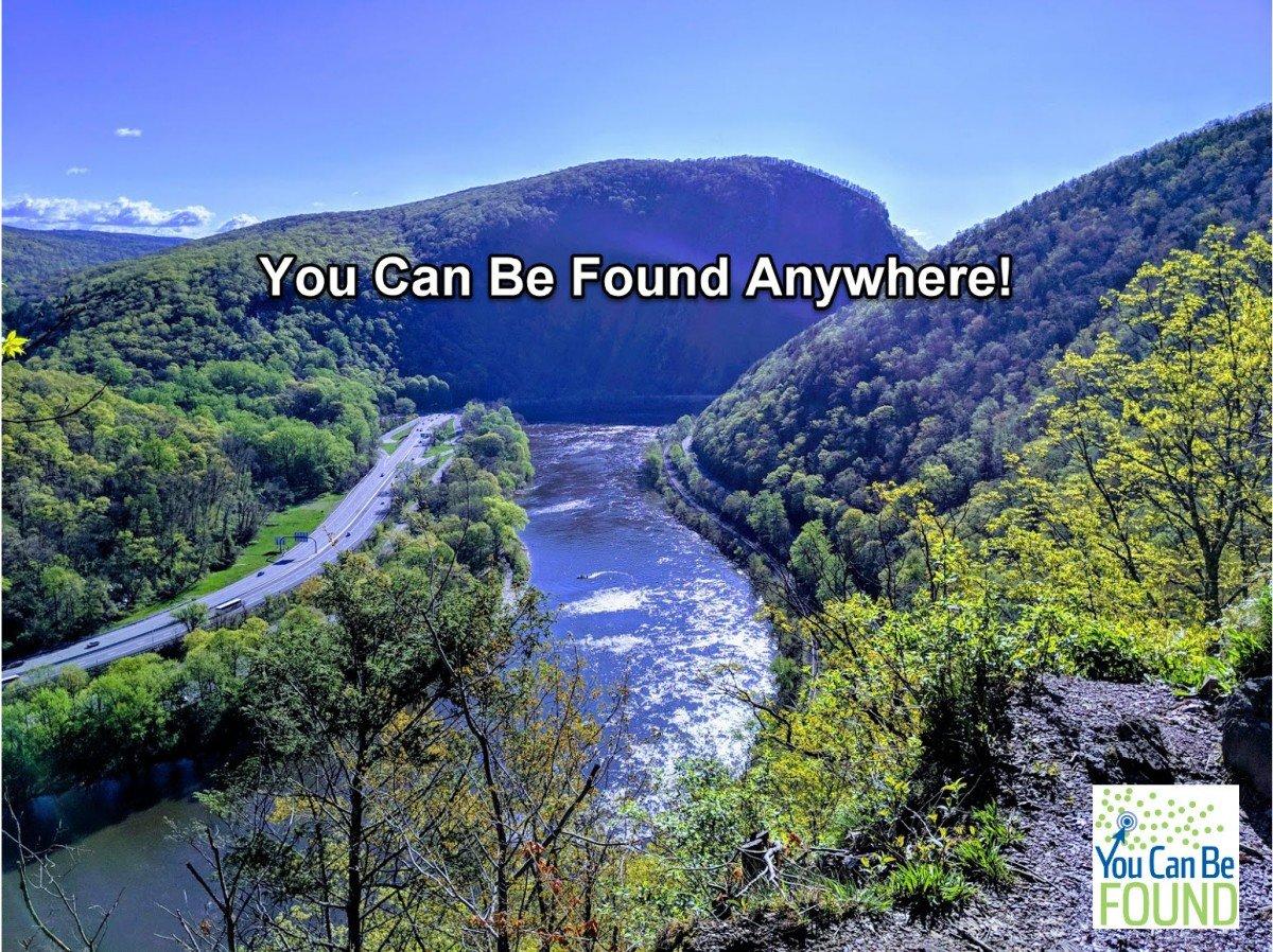 YCBF Anywhere Delaware Water Gap SEO Appalachian Trail