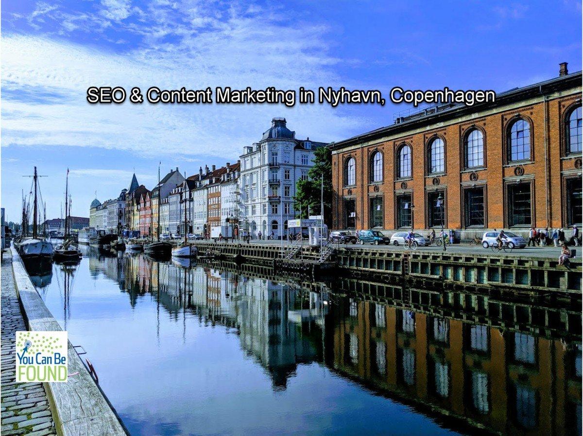 Nyhavn Copenhagen YCBF Anywhere: SEO & Content Marketing