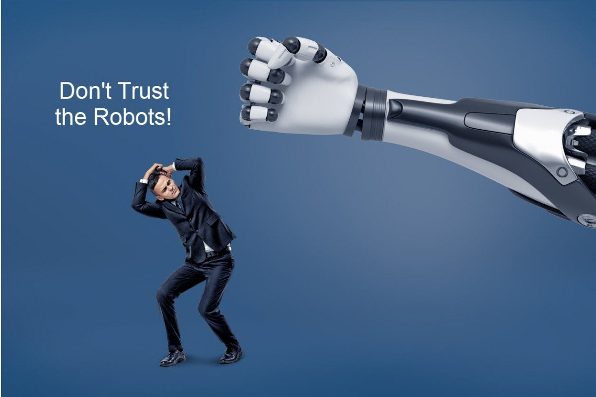 Dont Trust Robots SEO and PPC