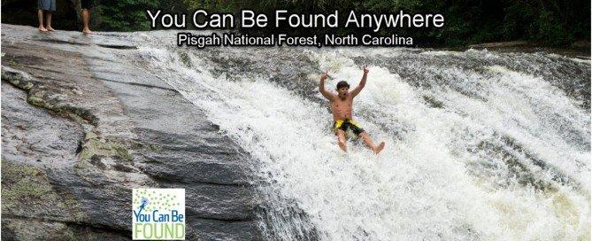 YCBF Anywhere Sliding Rock North Carolina