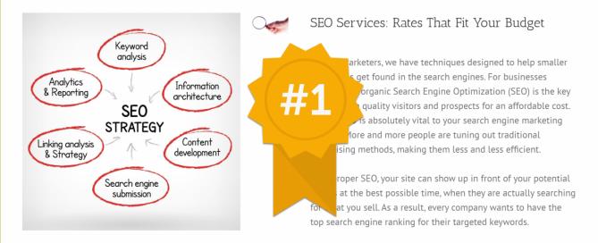 SEO Top Ranked Marketing Tactic