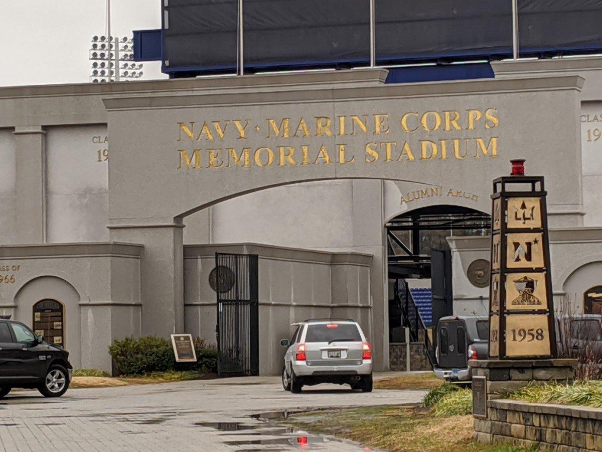 Navy Football Stadium