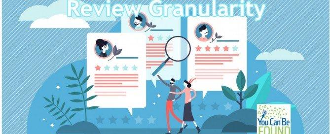 Review Granularity: Future of Reviews