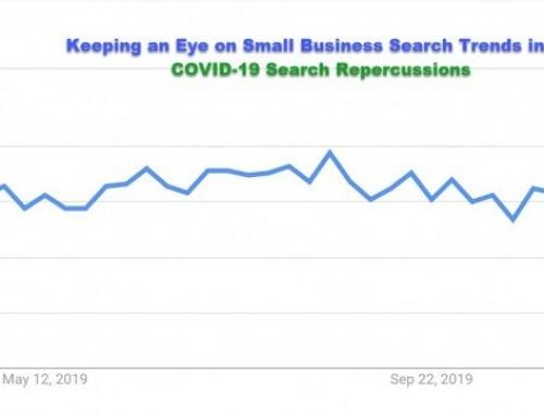 Service Intent Searches During COVID-19 Corona Virus Period in NJ