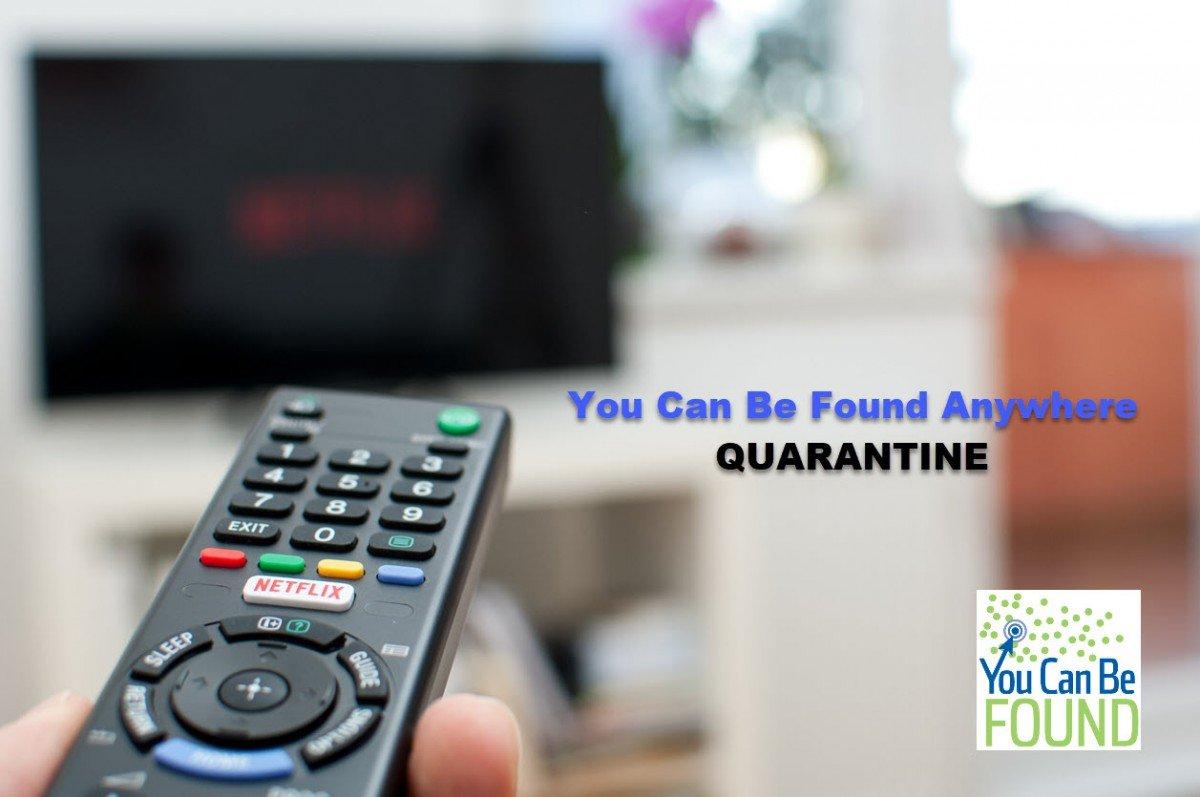 Quarantine You Can Be Found Anywhere SEO