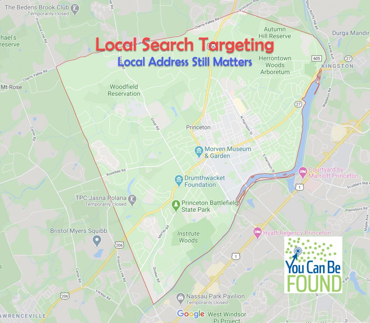 Local Search City Targeting