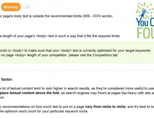 How Long Does My Small Business Content Have to Be For SEO?