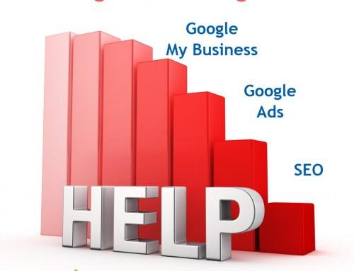 Digital Marketing Emergency Management: SEO, GMB, Google & Digital Ads