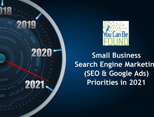Small Business SEO and Google Ads Strategies Heading into 2021