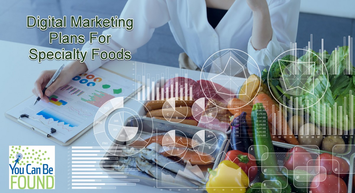 Digital Marketing for Specialty Foods YCBF