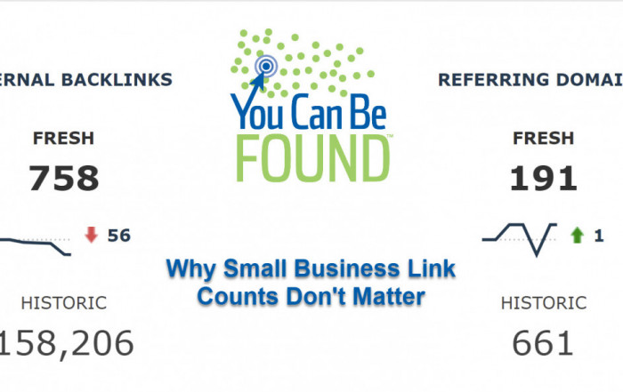 Why Small Business Link Counts Dont Matter YCBF