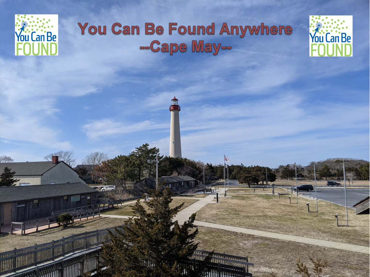 Cape May Lighthouse YCBF Anywhere