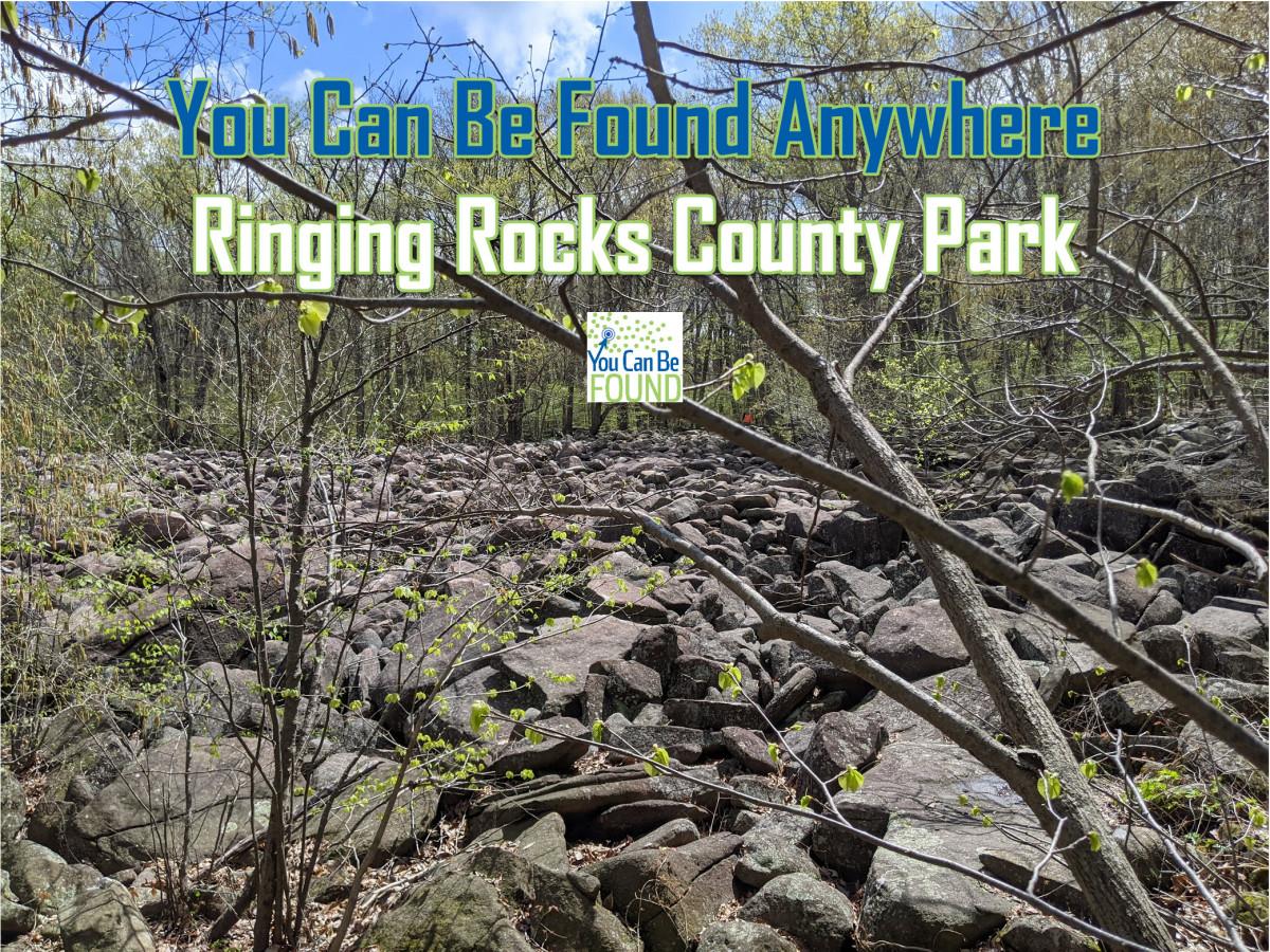 Ringing Rocks County Park Anywhere