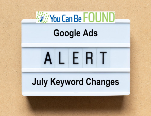 Small Business Alert: Google Ads Keyword Match Types Changing