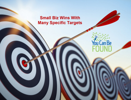 Small Biz SEO Wins with Specific Content Targeting