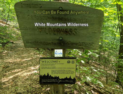 You Can Be Found Anywhere: White Mountains Wilderness & Search Marketing