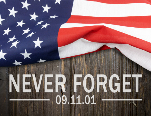 What I Remember from 9/11/01