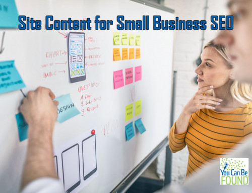 Small Business SEO Content: Create a Page for Everything Your Customers Search For